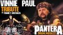 PANTERA VINNIE PAUL TRIBUTE by FRANKY COSTANZA