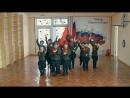 Погоня в горячей крови - Смотр песни и строя в детском саду Ёлочка г.Сосновоборска