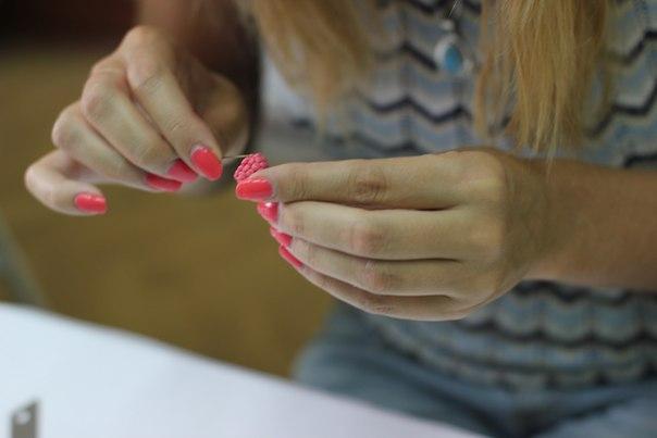 браслет из полимерной