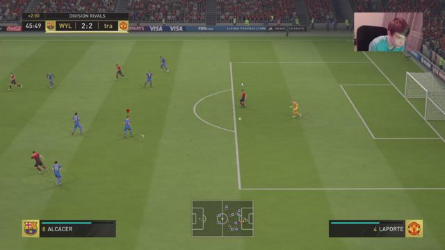 [PS4] Играю FIFA19 | ExTenebris