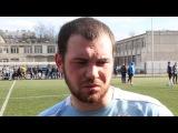Александр Бояринов (Sparta) и Павлов Денис (Kalmatron) интервью