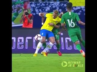 Neymar Jr 🆚 Saudi Arabia