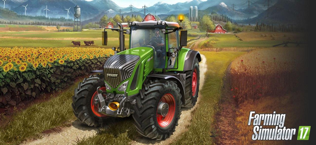 Farming Simulator 17 (2016) PC - Скриншот 2