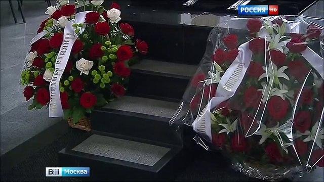 Вести-Москва • Проводить Наталью Крачковскую в последний путь пришли сотни людей