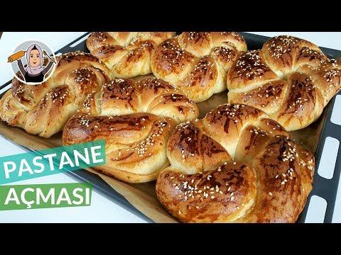 Puf Puf Pastane Açması Nasıl Yapılır   Yumuşacık Lezzet!   Hatice Mazı ile Yemek Tarifleri