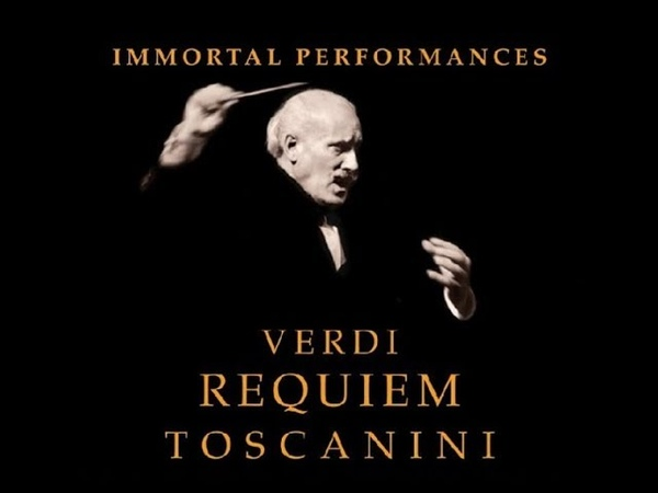 Verdi Messa di Requiem Toscanini Scala 1950