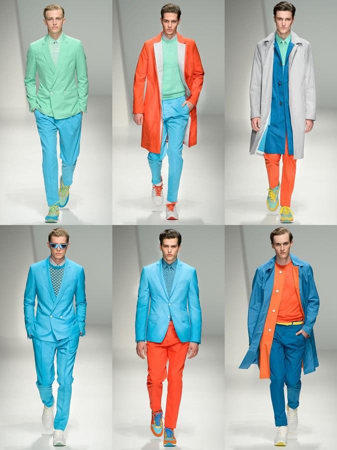 Мужская мода: весна 2013