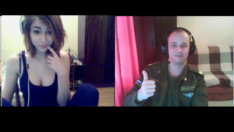 Видео чат рулетка 18 Развод по итальянски майнинг не выгоден пранки и т д !!)(