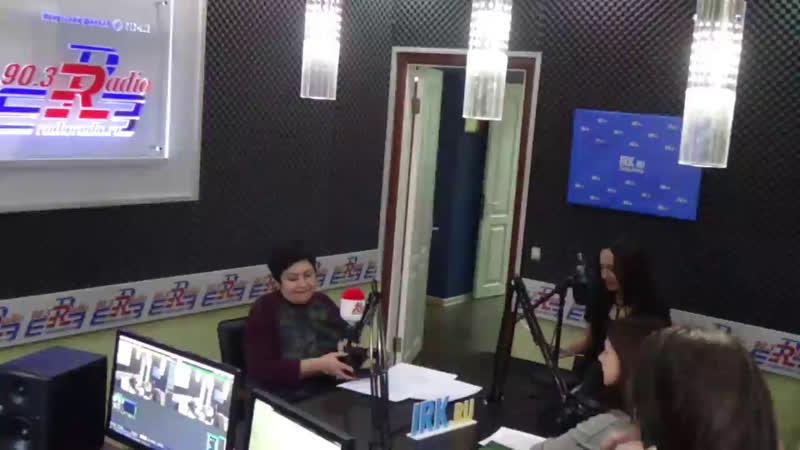 IRK RU на радиостанции Радио