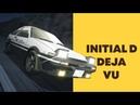 Initial D - Deja Vu. Ukulele tutorial