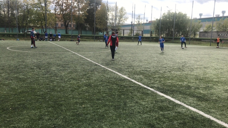 Балашихинская Мини Футбольная Любительская Лига Live