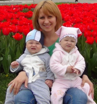 Наталия Верещагина(Сиухина), 29 марта , Санкт-Петербург, id2642258