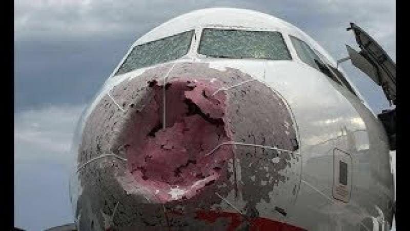 Blind landing of damaged plane: Ukrainian pilot saved lives of 127 people.