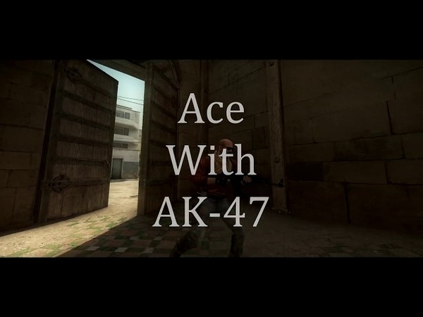 Ace with AK - 47