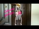 Halat İpten Kapı kolu süsü yapımı Dekoratif işler Dıy
