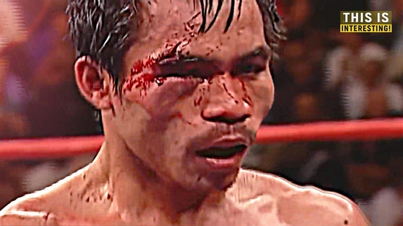 How Erik Morales defeated Manny Pacquiao