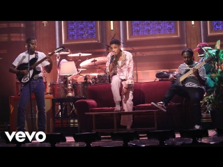 The Internet - Come Over (Live from The Tonight Show Starring Jimmy Fallon)