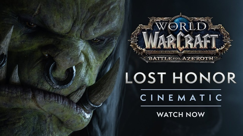 Cinematic: Lost Honor