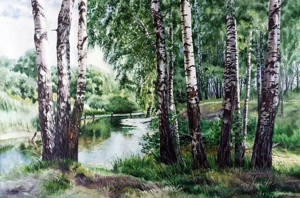 Любовь Титова известная современная художница Она родилась и живёт в Москве. Окончила Архитектурный институт (МАрхИ). Любовь работает в сфере архитектуры, а также пишет замечательные