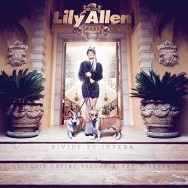 Lily Allen альбом Sheezus