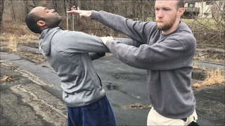 Magui Bagua Stretching Palm Intro