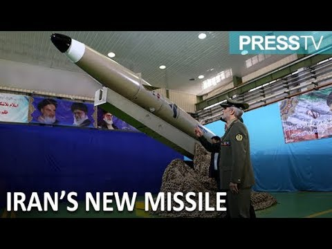 Iran unveils new generation of 'Mobin' missiles