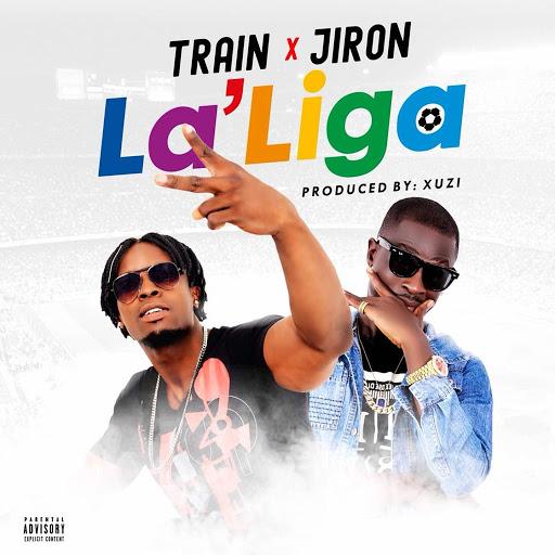 Train альбом La'liGa (feat. Jiron)