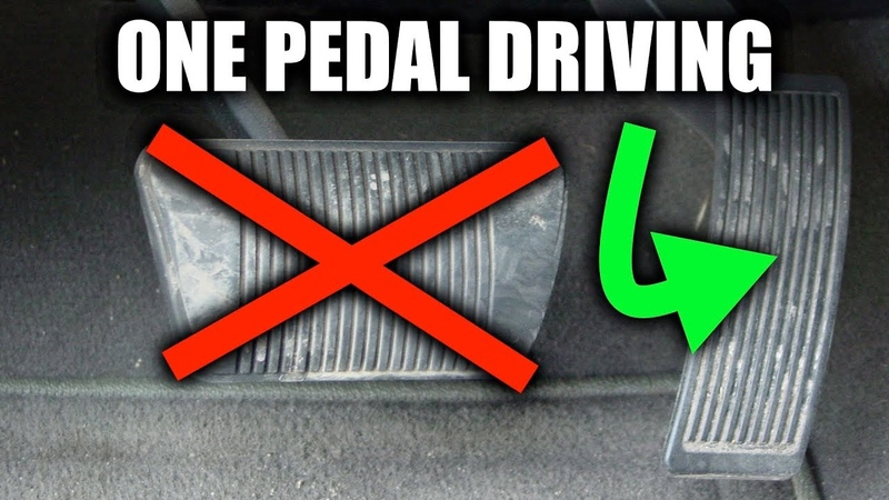 What Is One Pedal Driving?