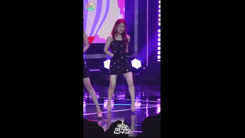 [예능연구소 직캠] fromis_9 - LOVE RUMPUMPUM (LEE SEOYEON), 프로미스나인 - LOVE RUMPUMPUM (이서연) @쇼!음악중심 20190720