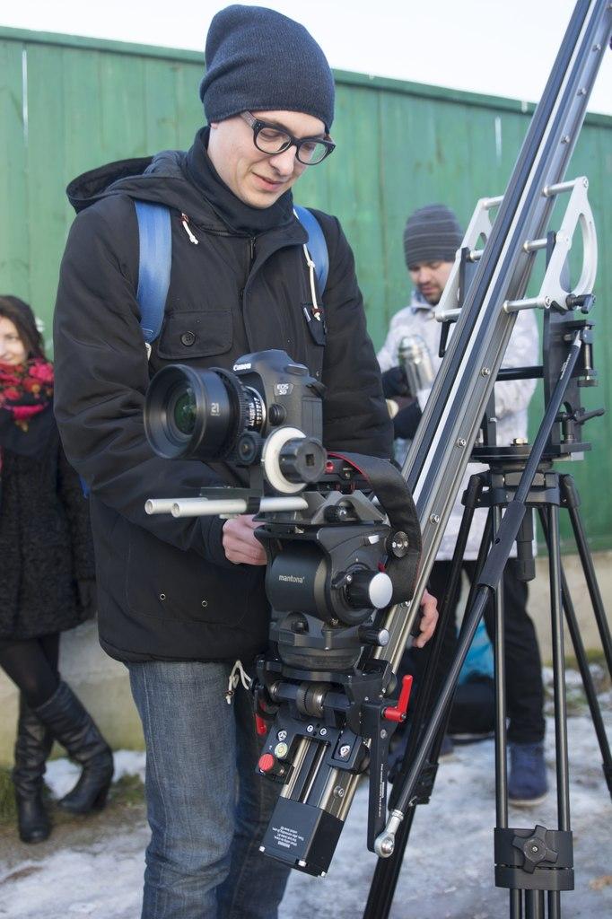 фото зі зйомок