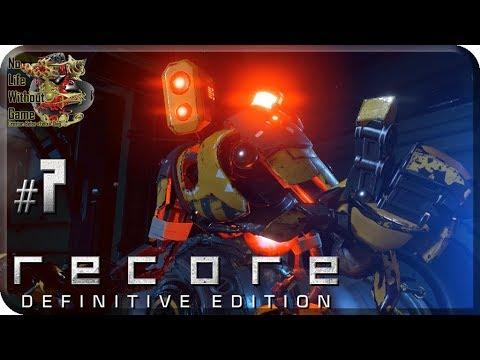 ReCore Definitive Edition[7] - Дункан (Прохождение на русском(Без комментариев))