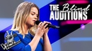 Irene Dings Wings The voice of Holland The Blind Auditions Seizoen 9