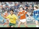 Бразилия 1 2 СССР Товарищеский матч 1980