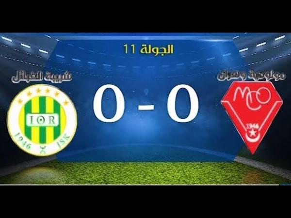 ملخص مباراة مولودية وهران ضد شبيبة القبائ16