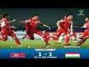 North Korea U16 VS Tajikistan U16 1-1 Full Match Highlights AFC U16 Championship 2018