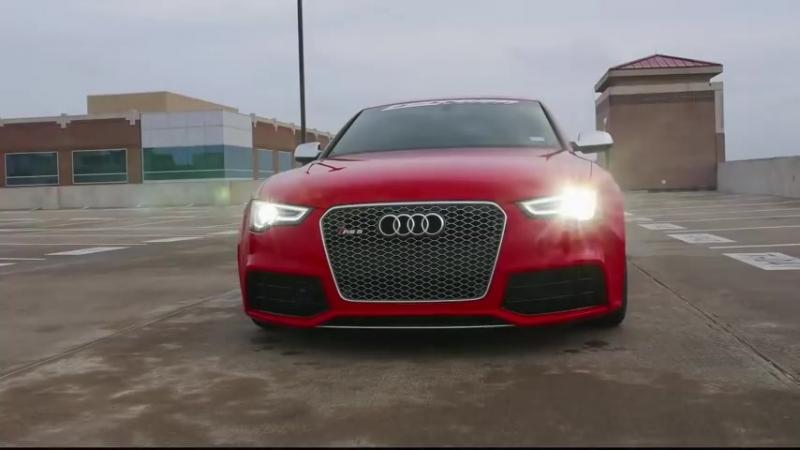 Audi RS6 vs BMV
