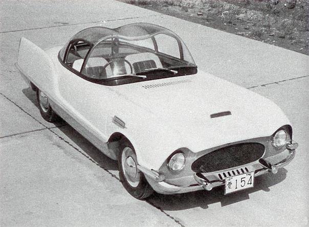 Toyopet prototype  японский спортивный автомобиль