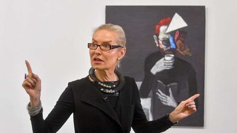 Ольга Свиблова я работала 6 лет дворником и никогда не мечтала стать директором музея