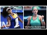 Victoria AZARENKA vs Naomi OSAKA highlights ROME 2018 R1 HD