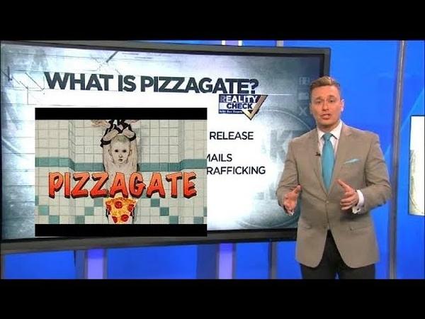 Der kohärenteste Massenmedien Bericht über Pizzagate, den du jemals sehen wirst. (Deutsch)