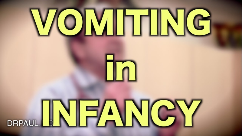 Vomiting in Infancy (Pediatric Advice) (Medical Advice) (Infant Vomiting)