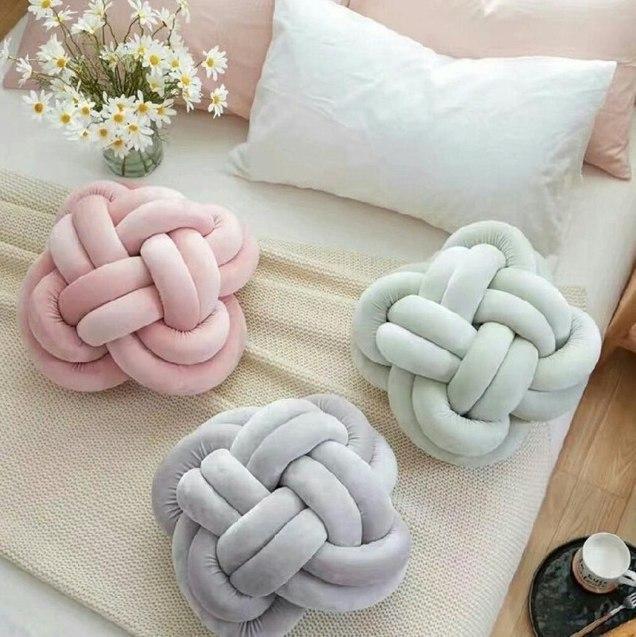 Милые подушки -