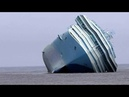 Fatal accidents with large ships(ship sinking? human error?)