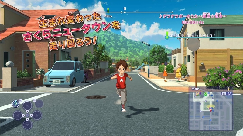 Yo-kai Watch 4 — трейлер World Hobby Fair