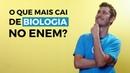 O que mais cai de Biologia no Enem? - Brasil Escola