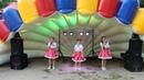 Три подружки Детская вокально-хореографическая ШОУ-группа Чародеи