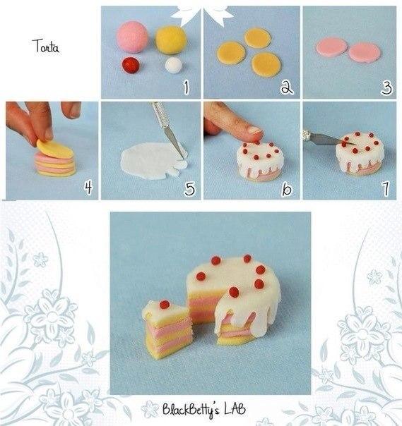 Как сделать своими руками фигурки из пластилина