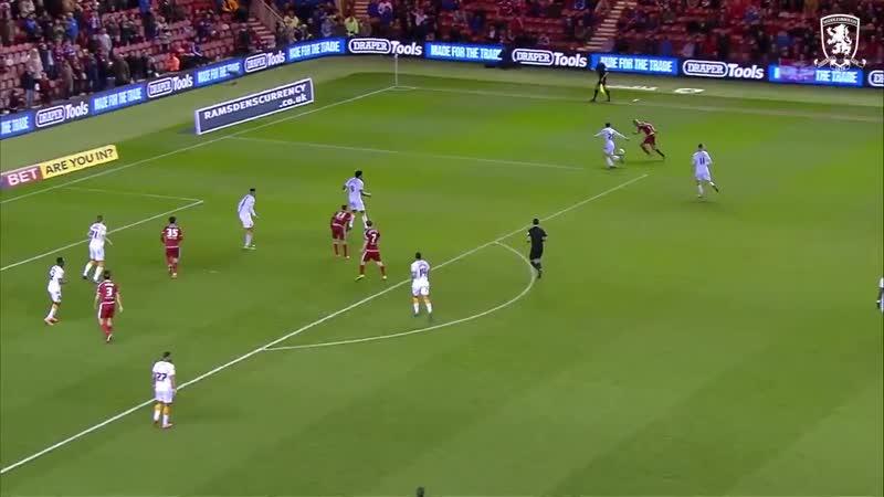 Boro's best four goals against Hull City at Riverside