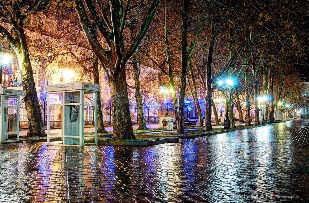 Вечерний Севастополь. Фото: Андрей  Мельников