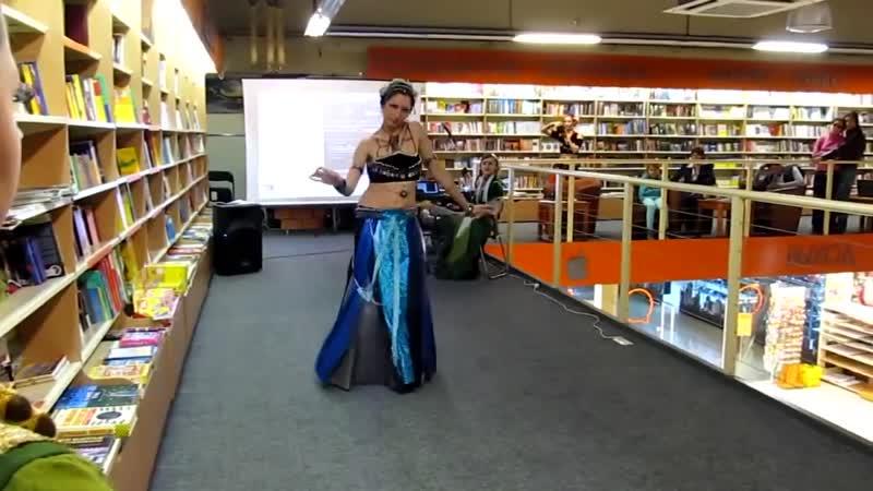 Анжелика Новоходская @ Презентация в Атриуме 2014